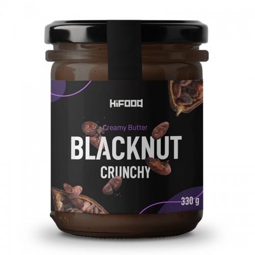 Blacknut Crunchy Creamy Butter 330 g HiFOOD
