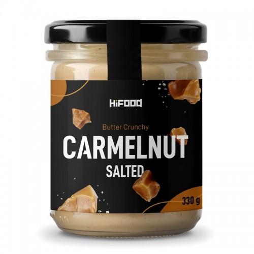 Carmelnut Salted Crunchy Butter 330 g HiFOOD