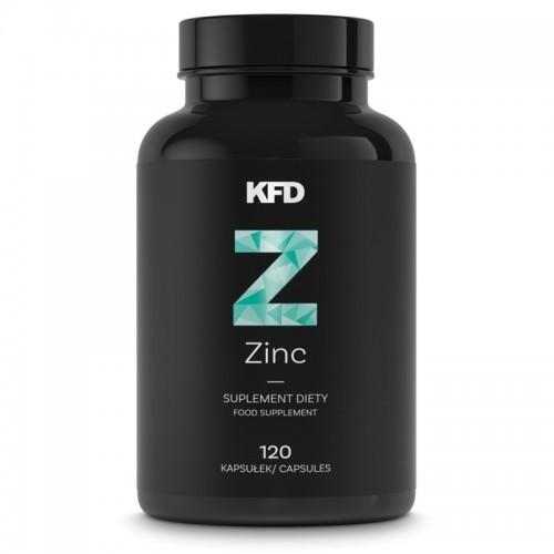 ZINC Cynk KFD organiczny 120 tabletek Odporność