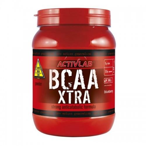 Activlab BCAA X-tra Instant Aminokwasy Słój 500gr