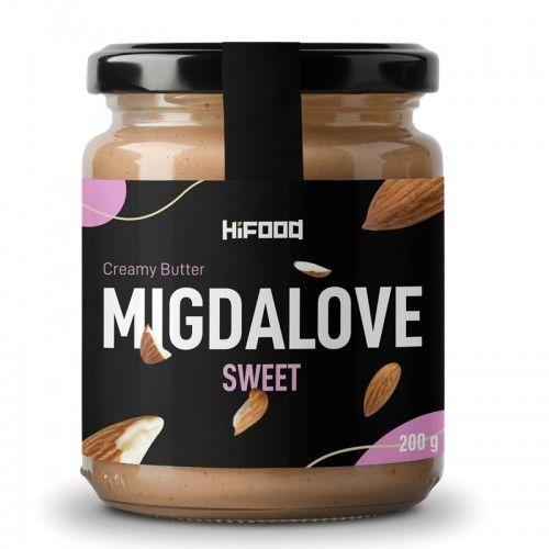 Masło orzechowe MIGDALOVE Sweet 200 g HiFOOD