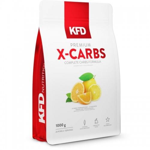 KFD Premium X-Carbs Carbo Vitargo 1000gr SMAKI