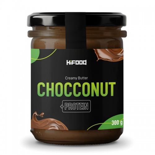 Chocconut Protein + HiFOOD - Orzechowo Czekoladowy Krem