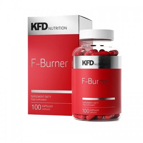 KFD F-Burner najskuteczniejszy spalacz tłuszczu! Mega skład