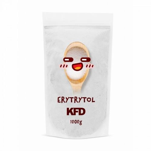 ERYTRYTOL KFD - SUROWIEC I GATUNKU (Słodzik/Cukier)