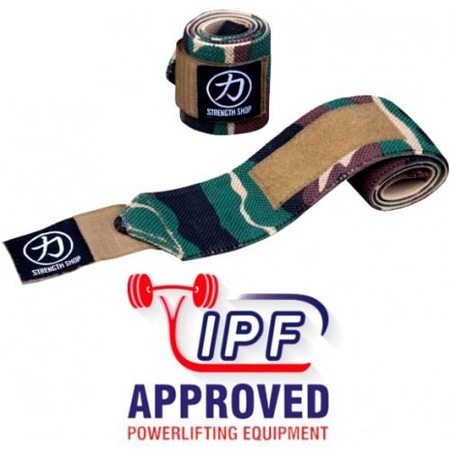 Owijki Na Nadgarstki Strengthshop IPF Moro 60cm