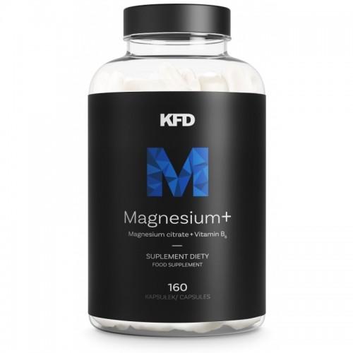 Magnez + B6 Magnesium+ KFD 160 kapsułek