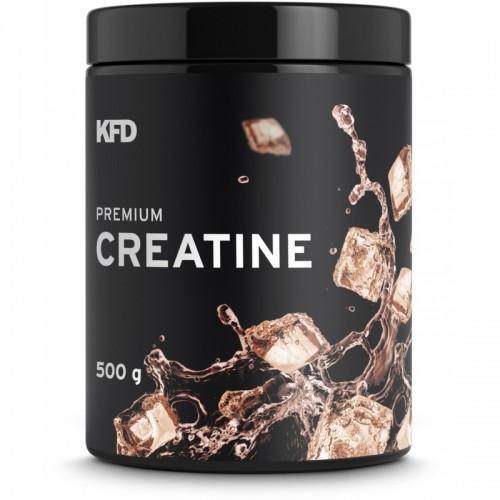 KFD Kreatyna Creatine Monohydrat 500gr SIŁA MOC Smaki